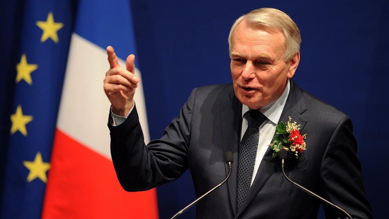 Le premier ministre fran ais en visite officielle au pays for Ministre francais