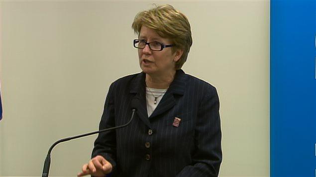 La ministre Agnès Maltais fait le point sur la réforme de l'aide sociale annoncée par Québec.