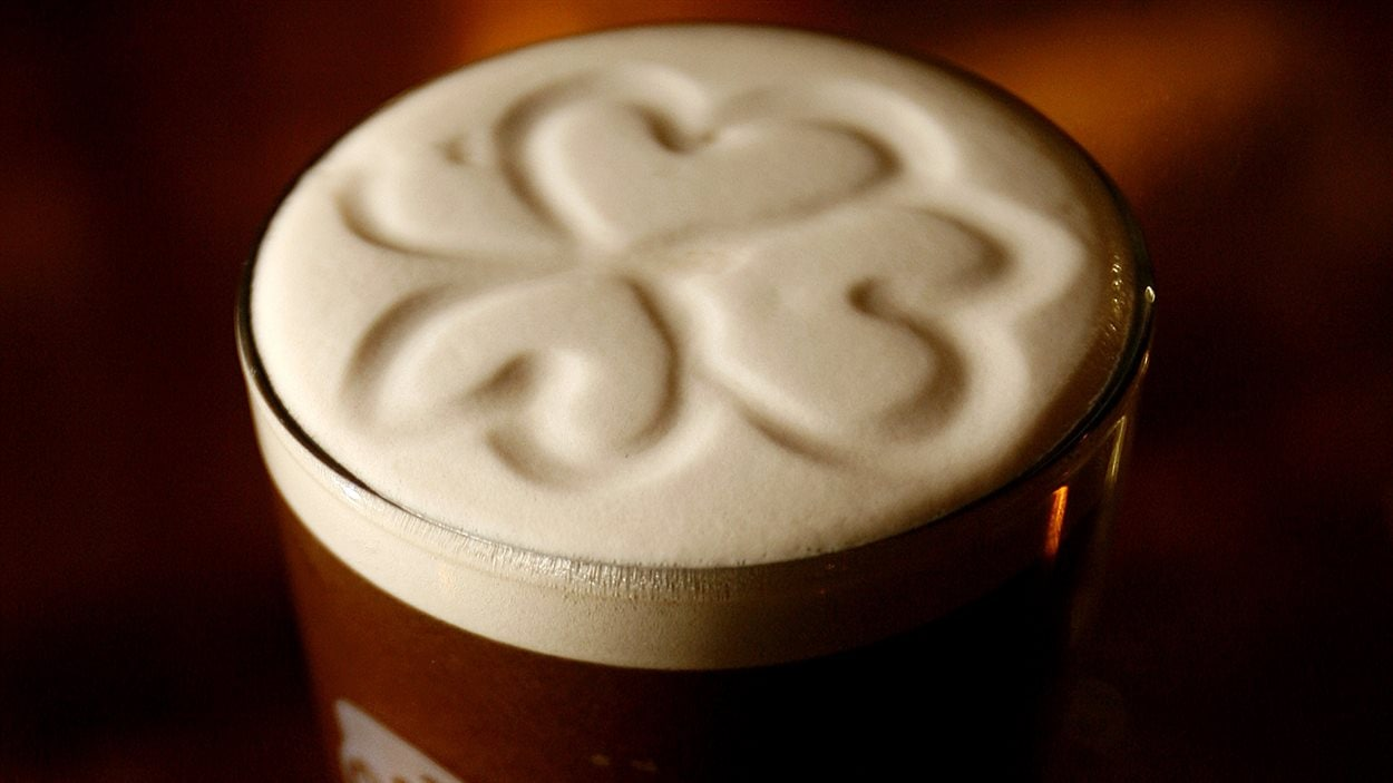 Une Guinness