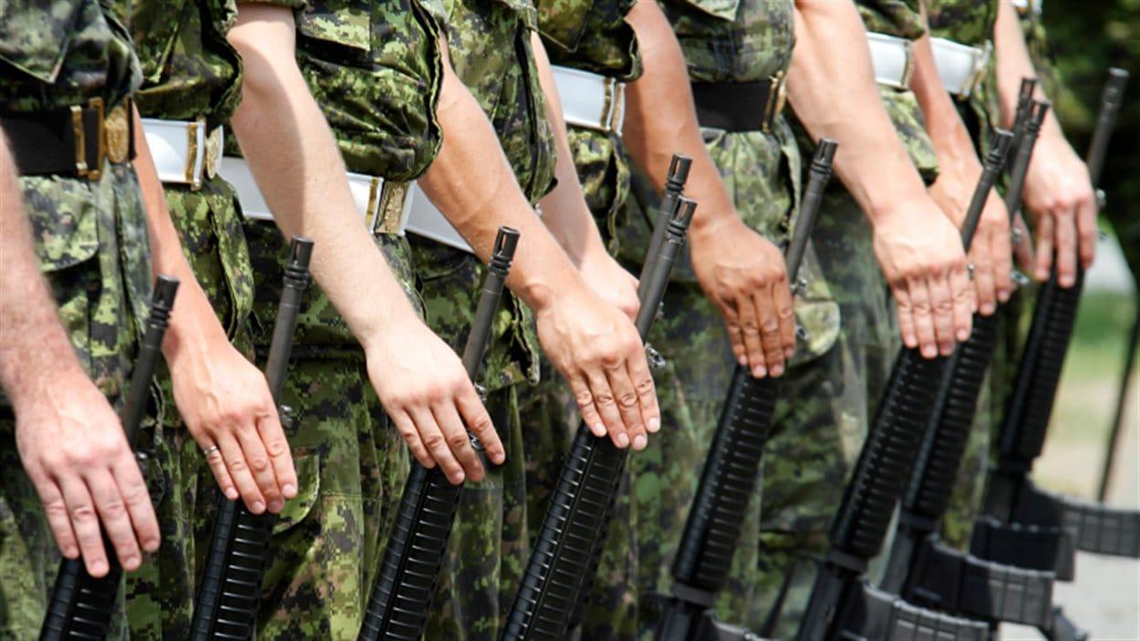 Soldats-canadien