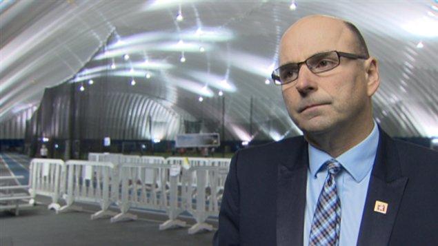 Le surintendant d'éducation au Conseil des écoles publiques de l'Est de l'Ontario, Jean-Pierre Dufour