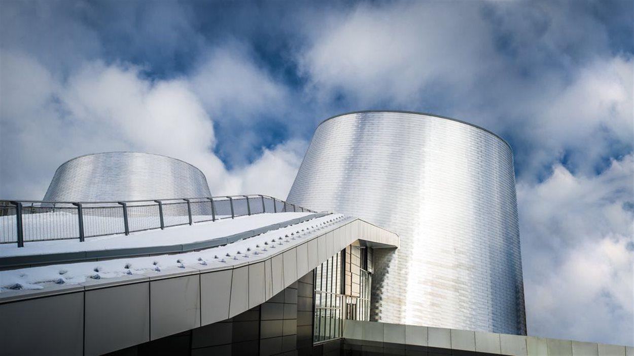 Le nouveau Planetarium de Montréal
