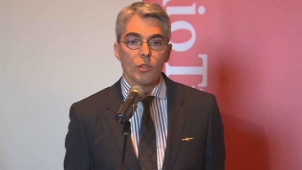 Arnaud Soirat, président de Rio Tinto Alcan, Métal primaire