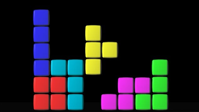 Le jeu Tetris