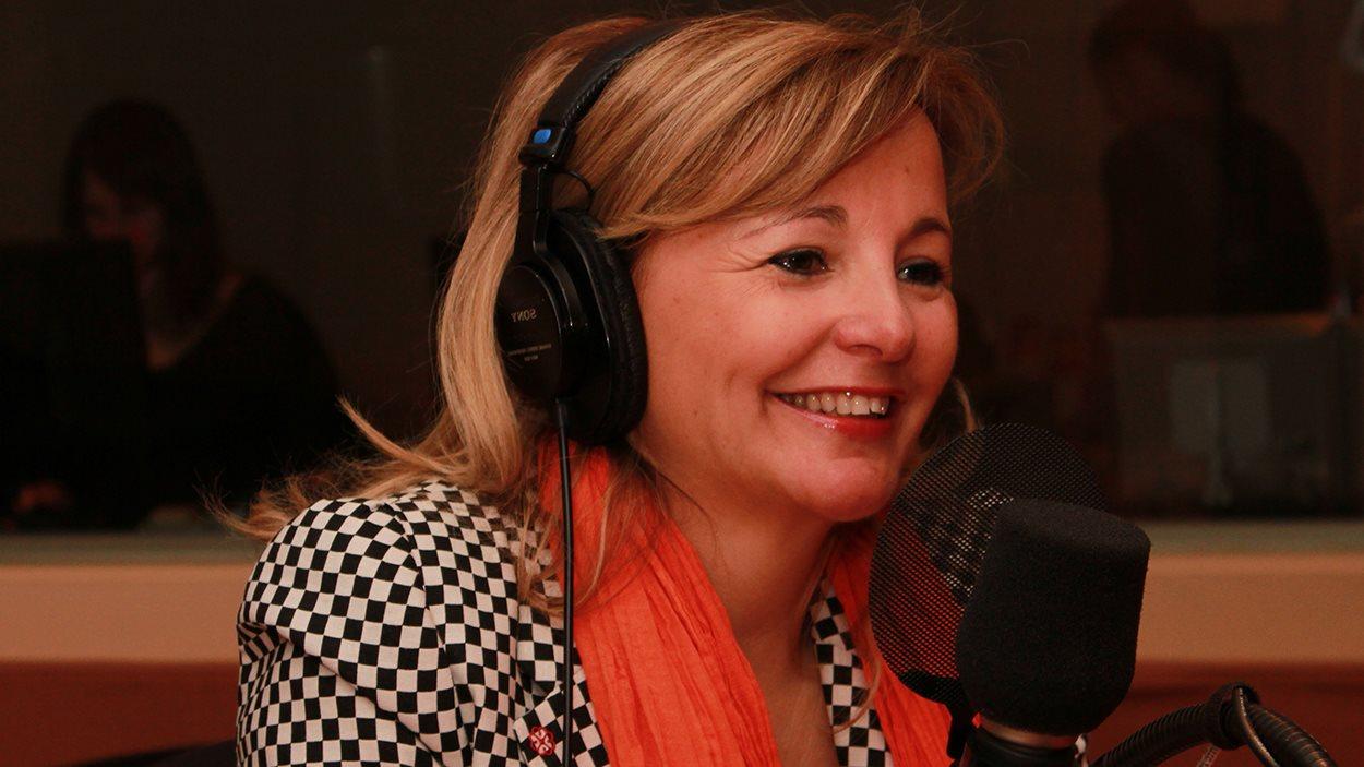 Élaine Ayotte  ©Radio-Canada/Marie-Sandrine Auger