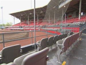 Le stade Fernand-Bédard