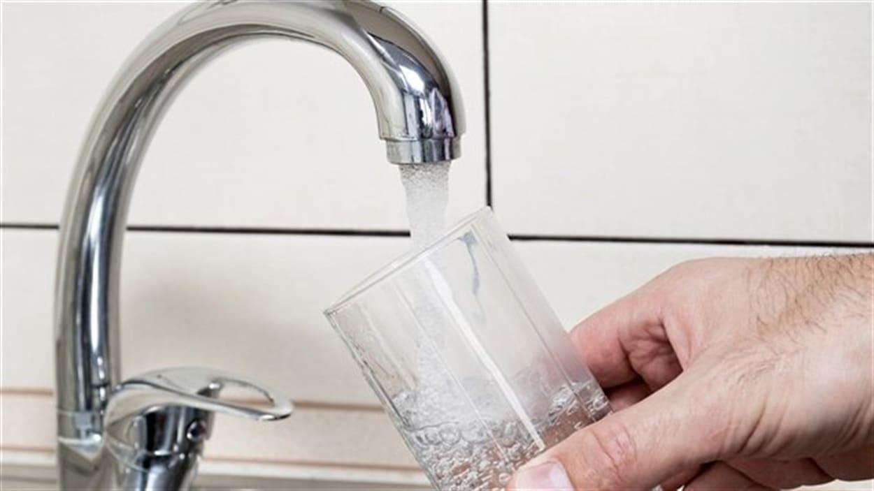 Problèmes d'eau potable à L'Islet-sur-Mer