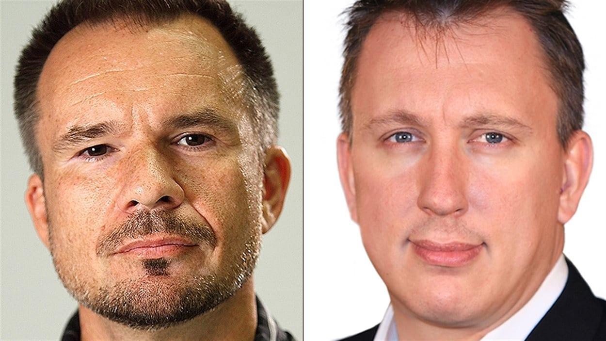 Les correspondants de CBC Sasa Petricic et Derek Stoffel ont été arrêtés à Istanbul, en Turquie.