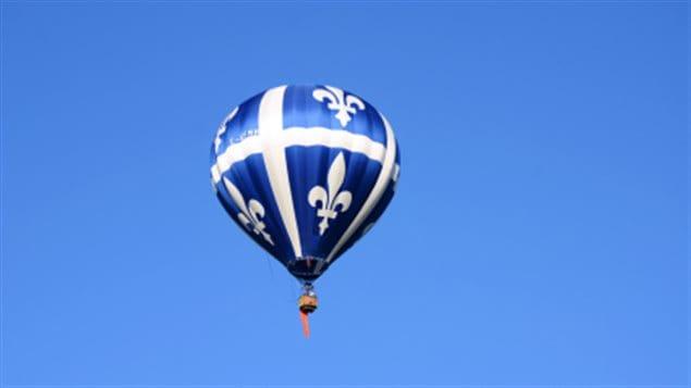 montgolfiere quebec