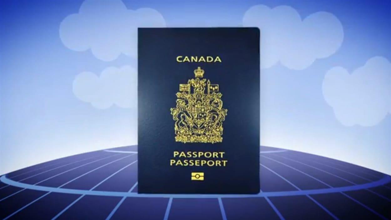 Le nouveau passeport canadien