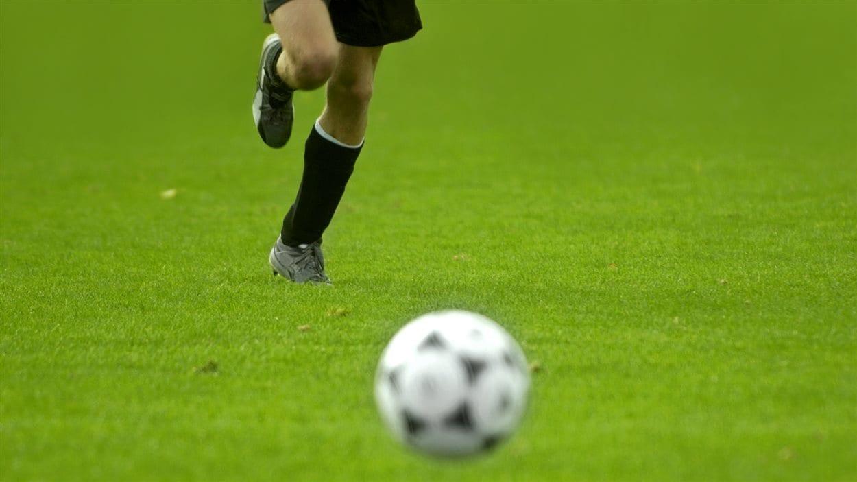 Joueur de soccer
