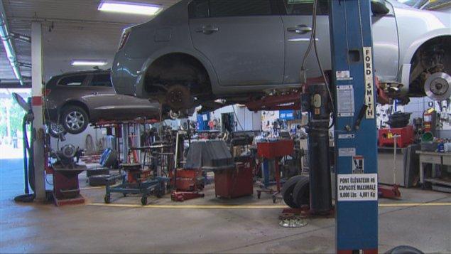 Duchesne auto d alma doit embaucher plus de travailleurs for Garage sn autos 42