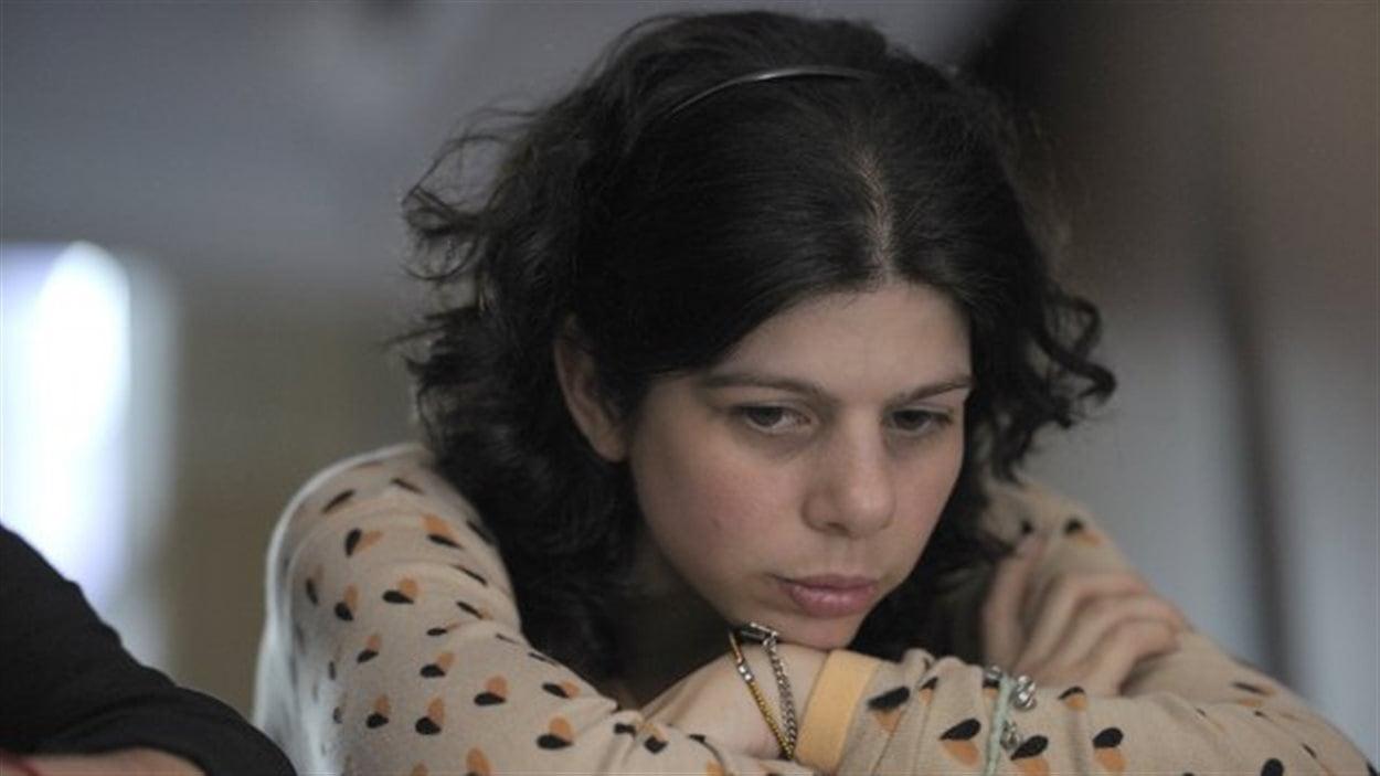 Une scène du film « Gabrielle »