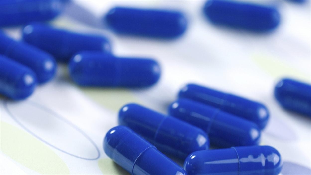 Des drogues de synthèse.  Photo : iStock/Kcline