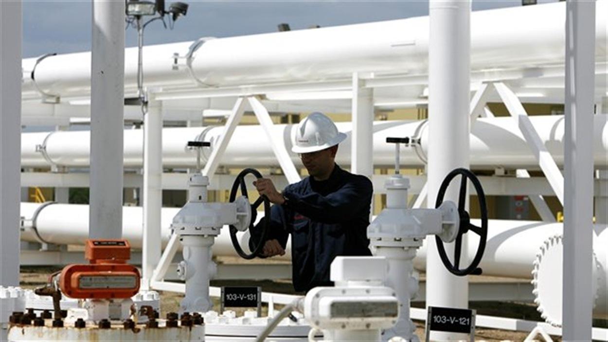 TransCanada Pipeline envisage un oléoduc sur la rive nord