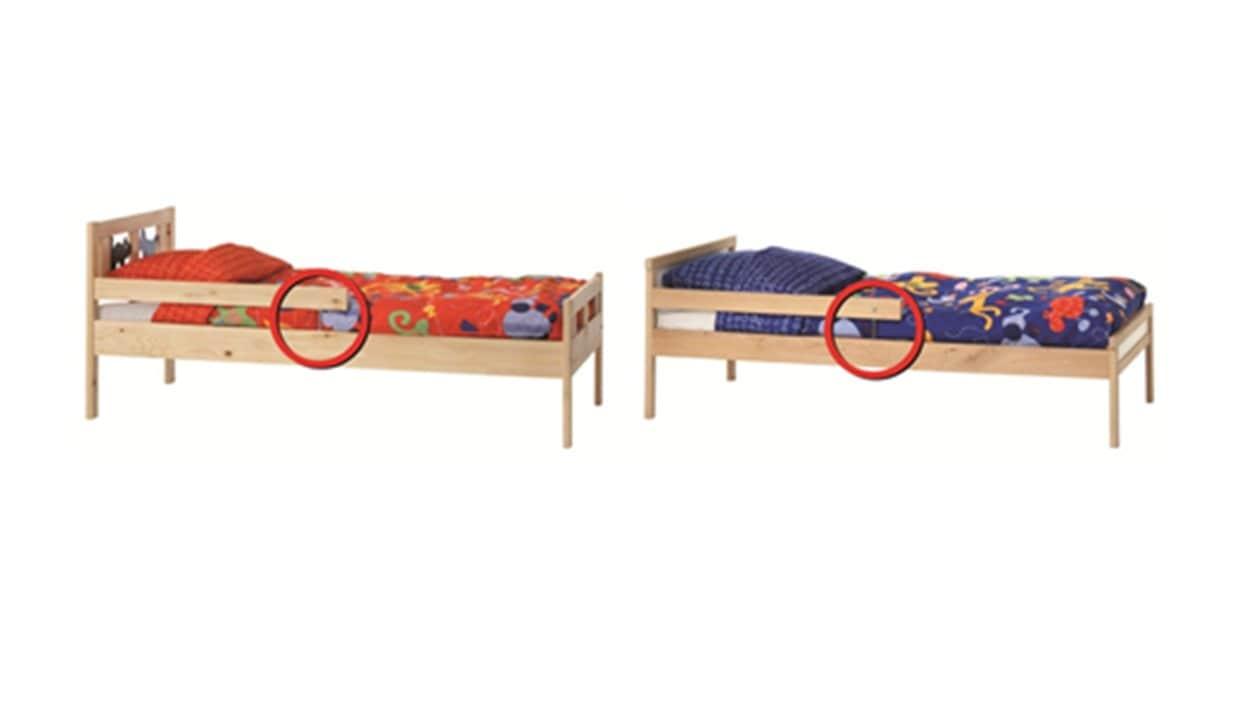 ikea rappelle des lits pour enfant jug s dangereux ici. Black Bedroom Furniture Sets. Home Design Ideas