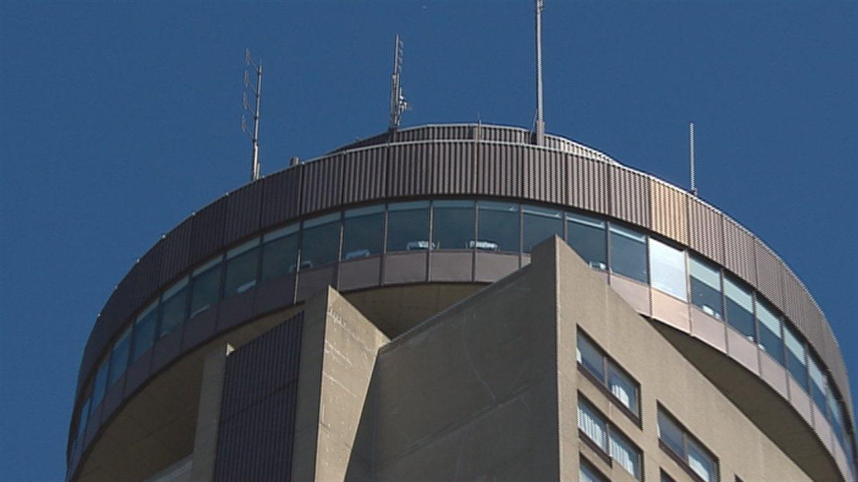 Le restaurant rotatif L'Astral de l'hôtel Loew Le Concorde fermera le 25 octobre.
