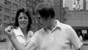 Billie Jean King et Bobby Riggs