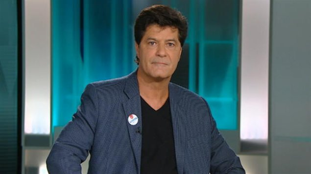 Le président national d'Unifor, Jerry Dias