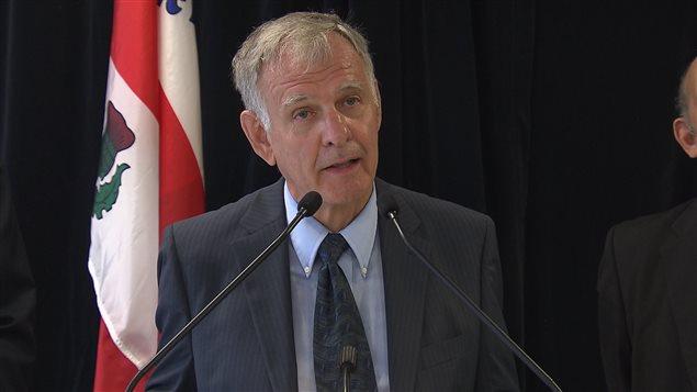 Marcel Côté, Coalition Montréal