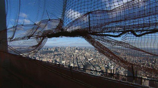 Vue de New York prise à partir du One World Trade Center