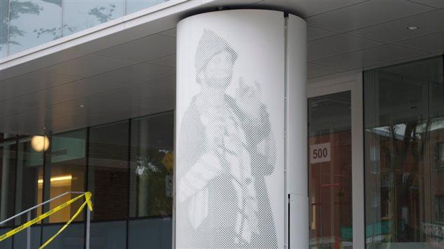 Inauguration de la bibliothèque Marc-Favreau à Montréal