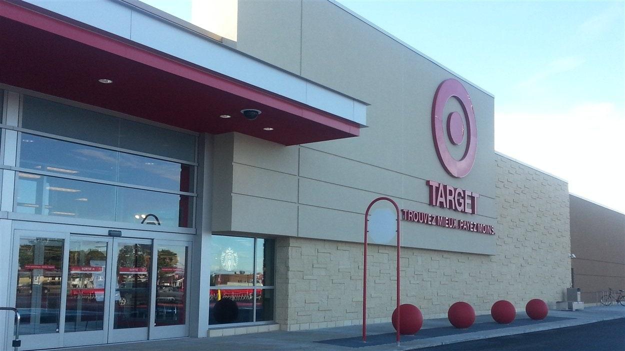 Un premier magasin Target ouvre ses portes à Lévis