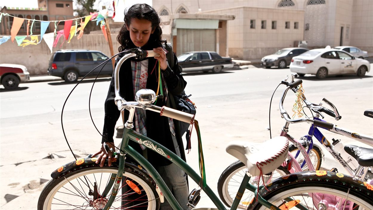 Le film Wadjda, d'Haifaa Al-Mansour