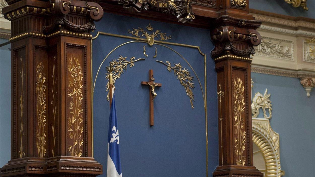 Crucifix de l'Assemblée nationale