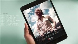 <i>C'était Bourgault</i>, le livre numérique