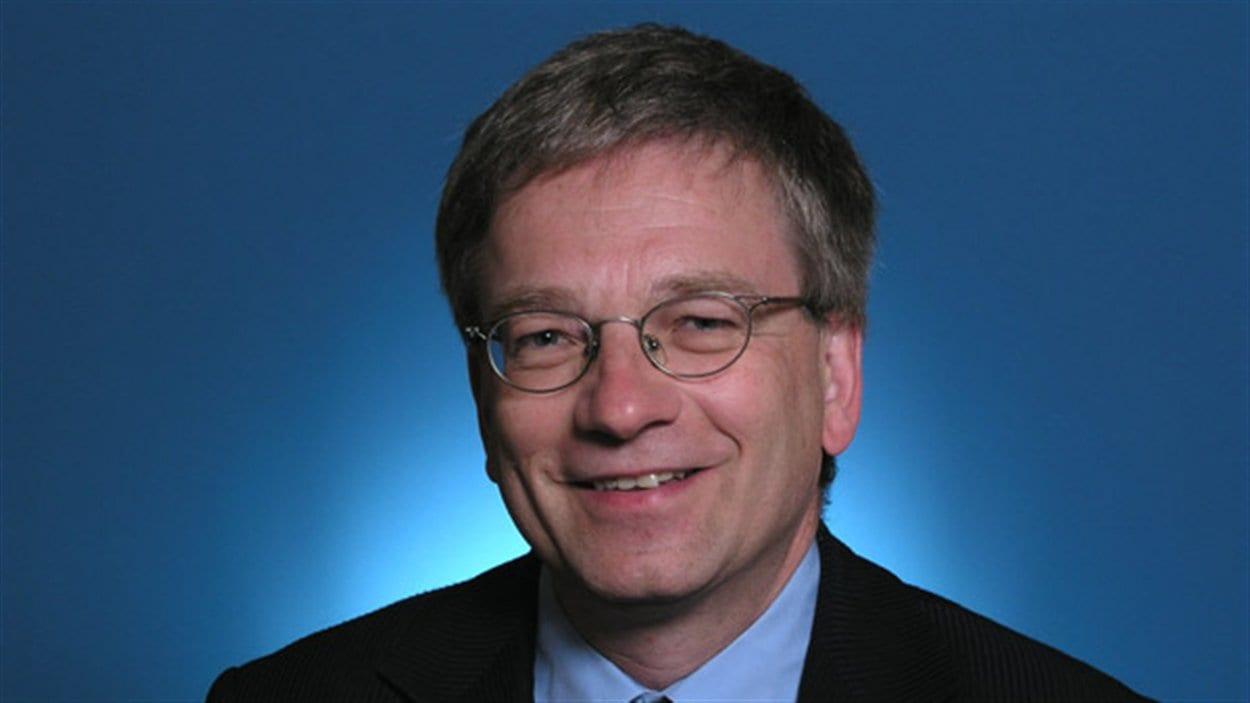 Le chercheur et expert sur la maladie d'Alzheimer, Dr Rémi Quirion (Photo source : Douglas)
