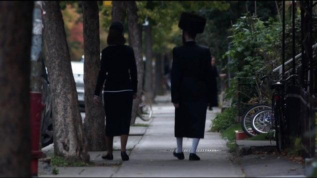 Des juifs hassidiques