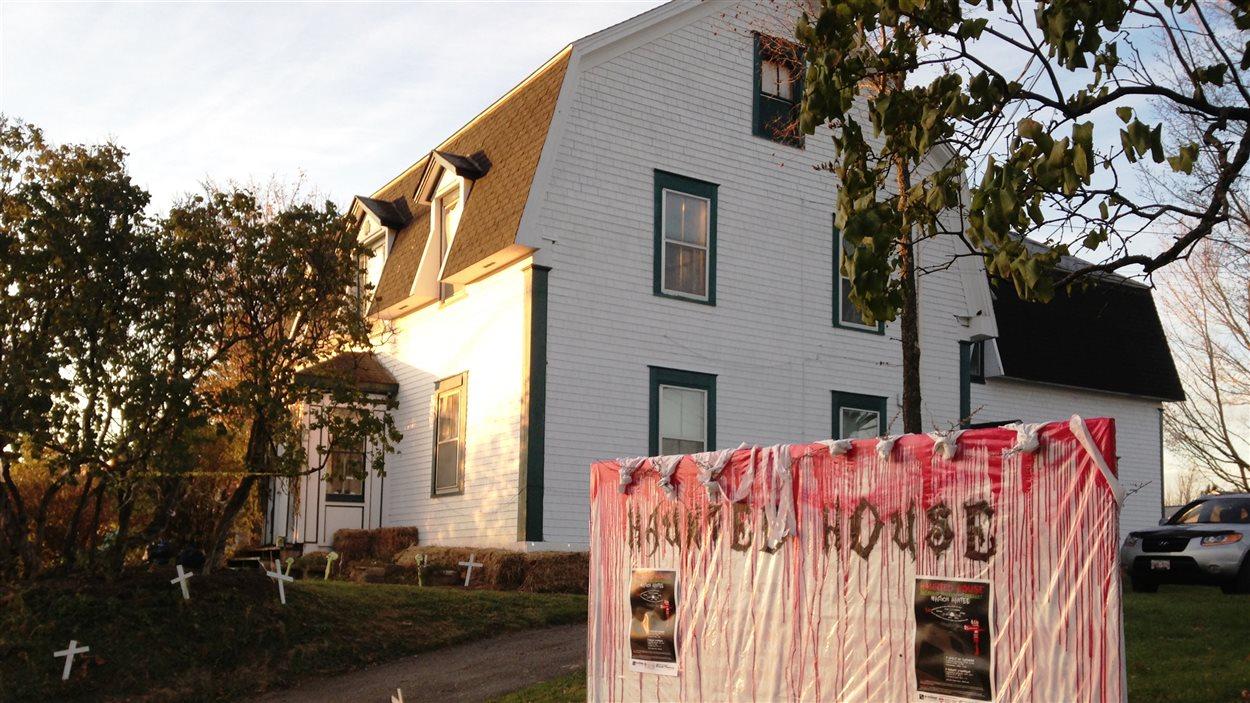 maison hantee gatineau halloween