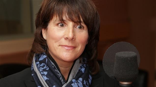 Sophie Brochu, présidente et chef de la direction de Gaz Métro