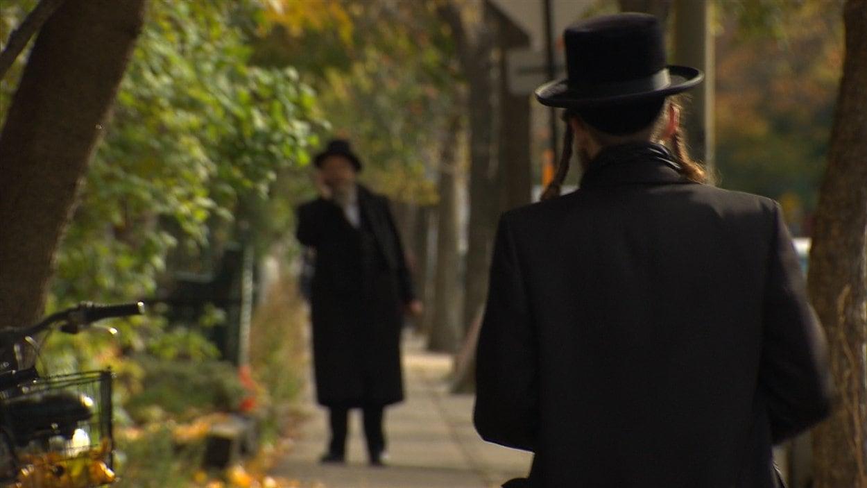 Juifs hassidiques