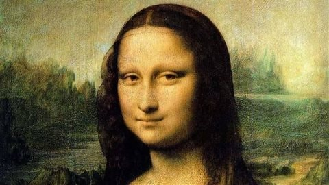 La Joconde , de Léonard de Vinci