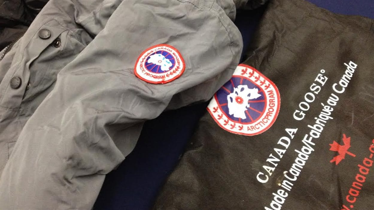 canada goose site chinois