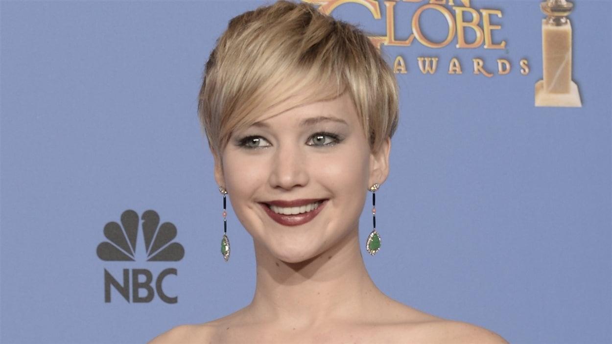 Jennifer Lawrence (second rôle féminin dans une comédie) a été récompensée pour sa performance dans Arnarque américaine.