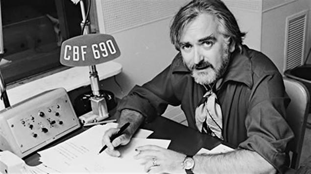 Jacques Languirand, le 19 août 1971