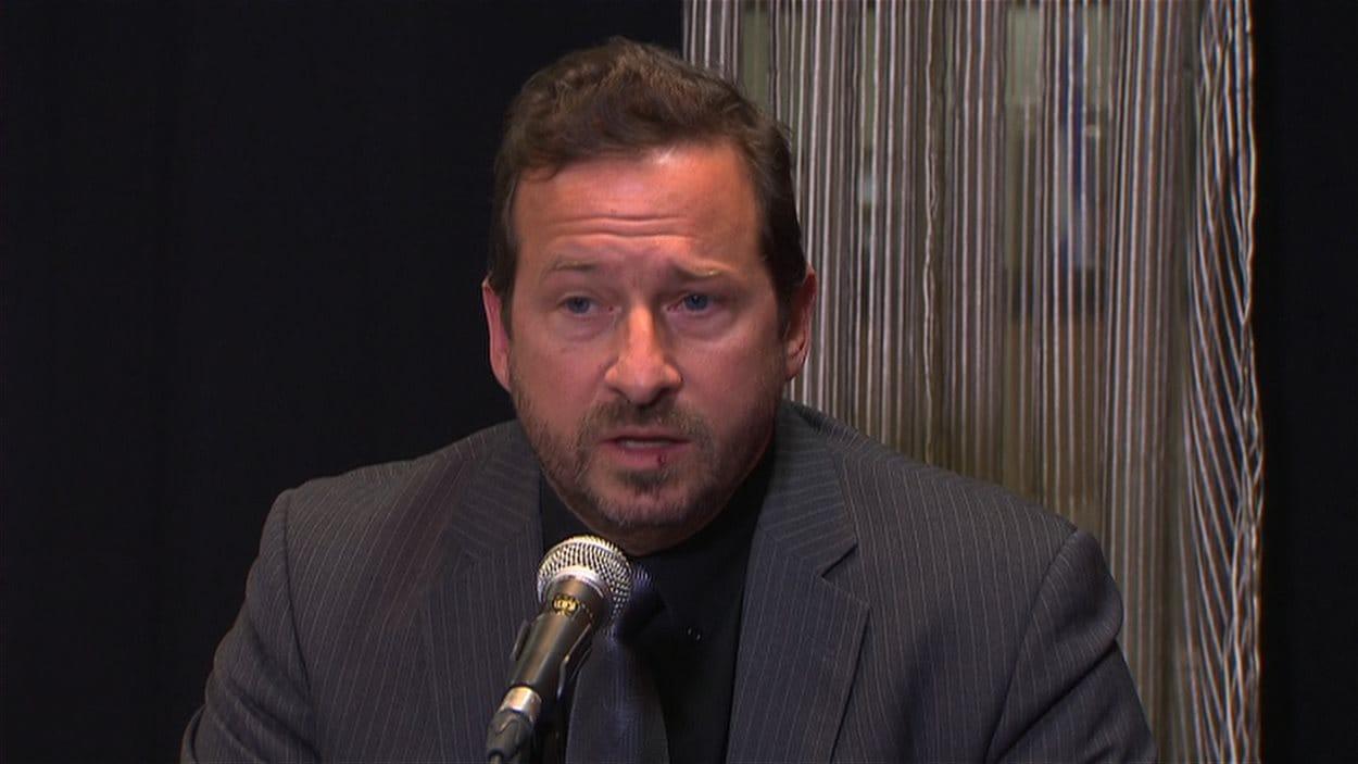 Yves-François Blanchet, ministre de l'Environnement