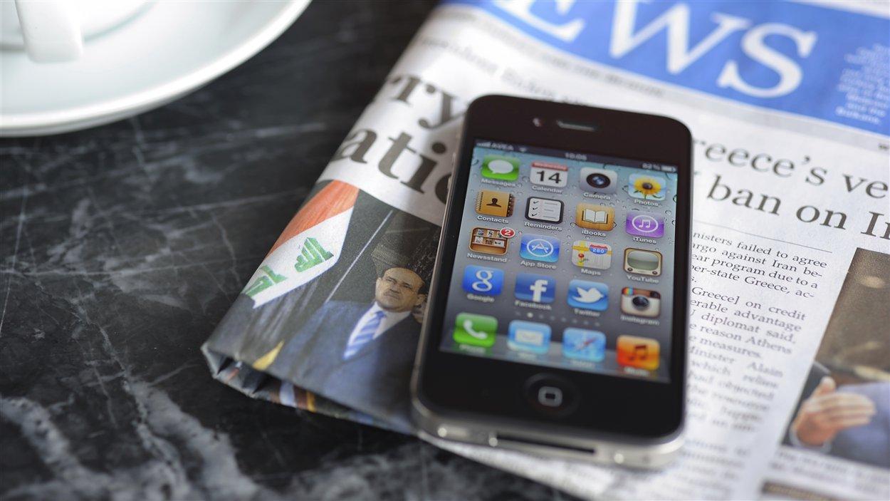 Facebook diversifie son offre sur téléphone intelligent
