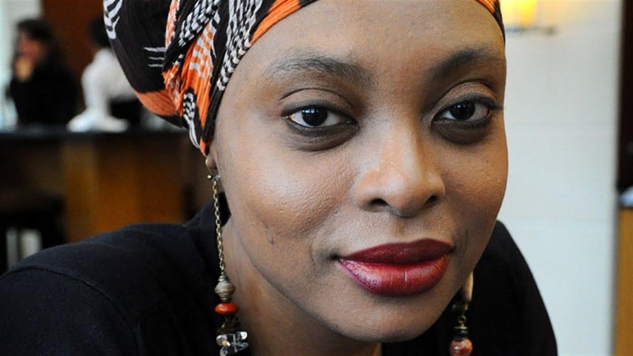 L'auteure d'origine camerounaise Leonora Miano