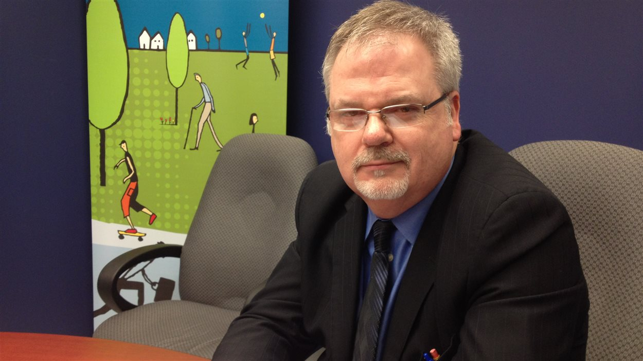 Le président-directeur général de l'Agence de la santé et des services sociaux de l'Abitibi-Témiscamingue, Jacques Boissonneault.