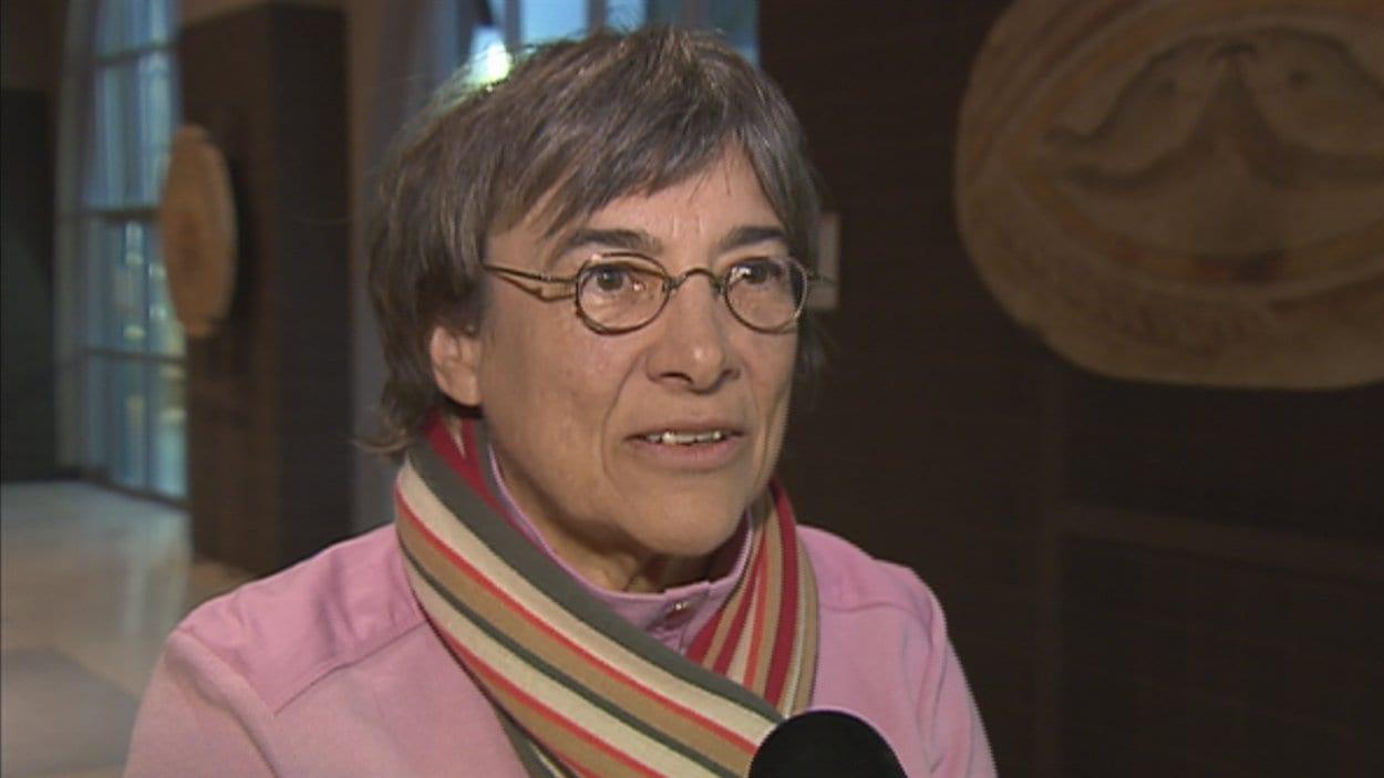 Dominique Payette sera candidate du PQ aux prochaines élections