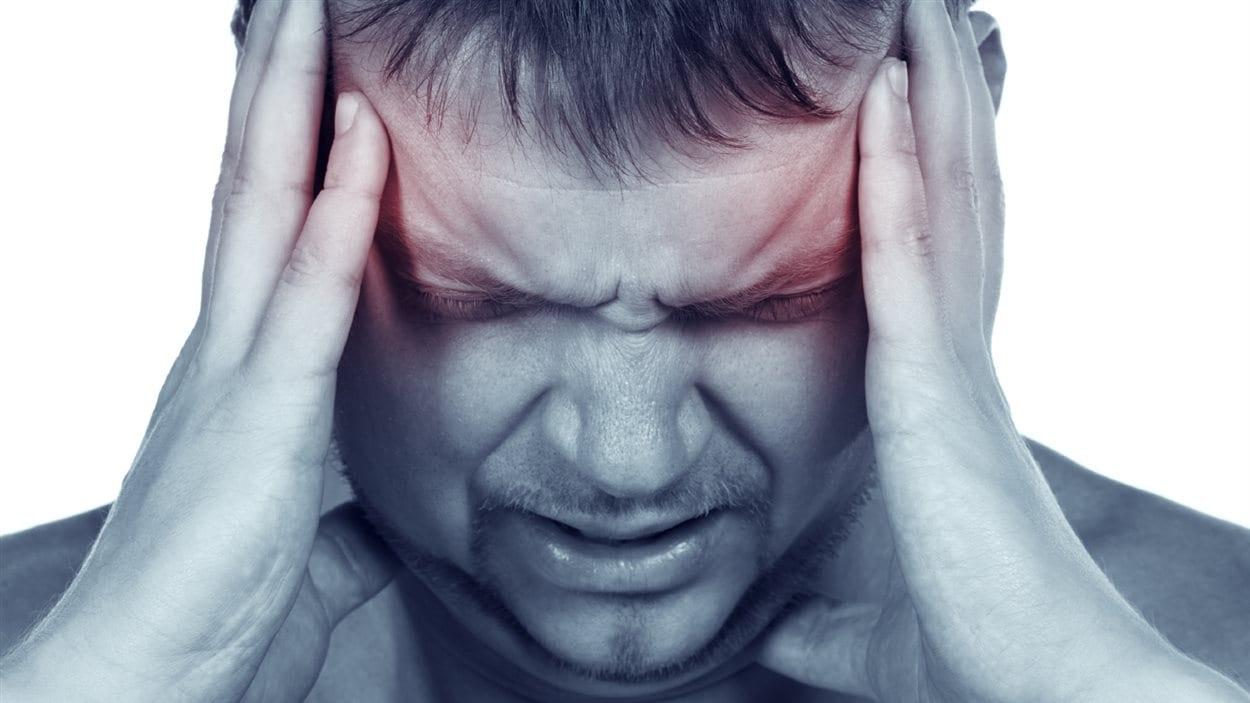 Le glutamate li aux douleurs chroniques ici radio - Mal de tete au lever du lit ...