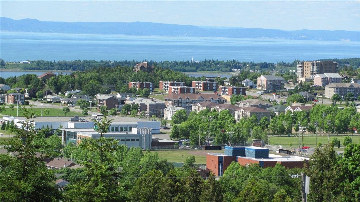 La municipalité de Rivière-du-Loup