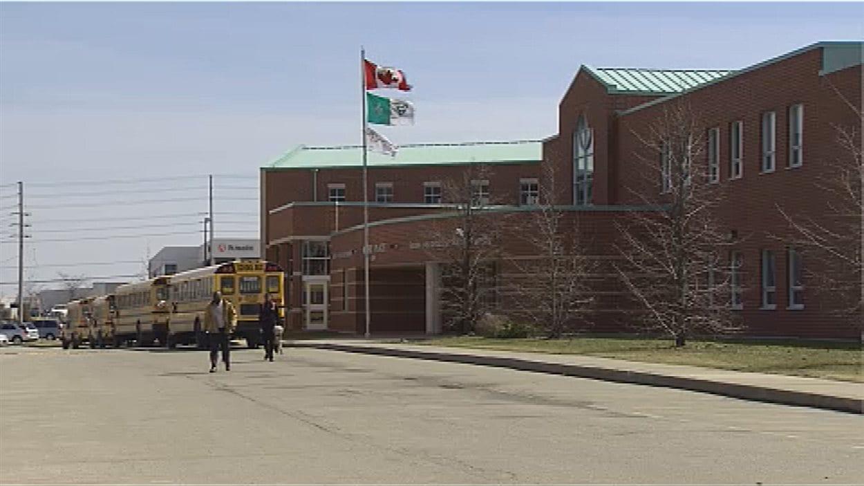 L'élève dit qu'il voulait créer une Alliance gaie-hétéro à l'école Sainte-Famille de Mississauga.