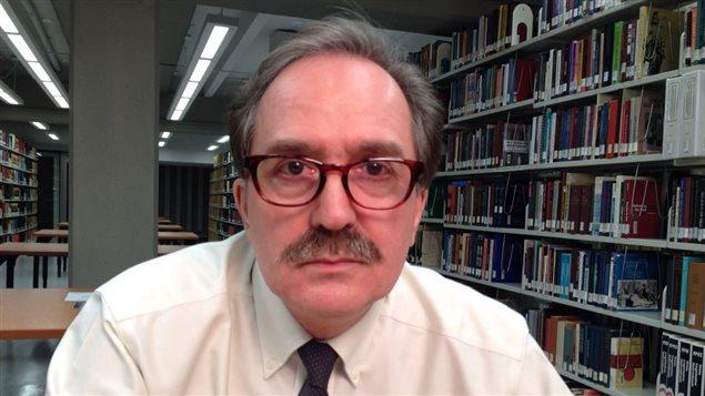 L'avocat et historien Christian Néron