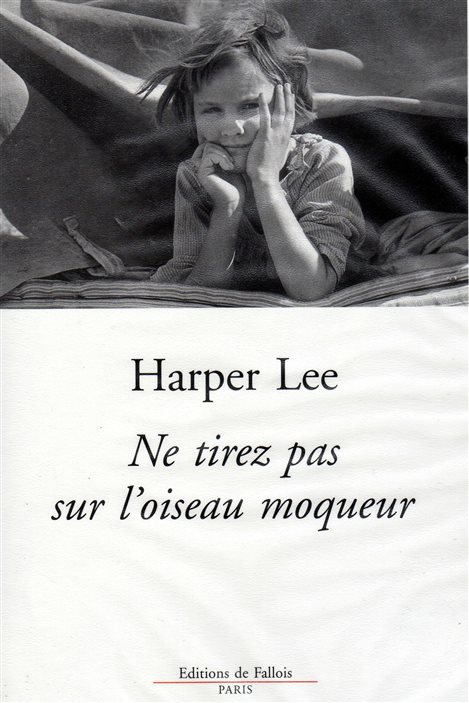 La couverture de «Ne tirez pas sur l'oiseau moqueur», de Harper Lee.