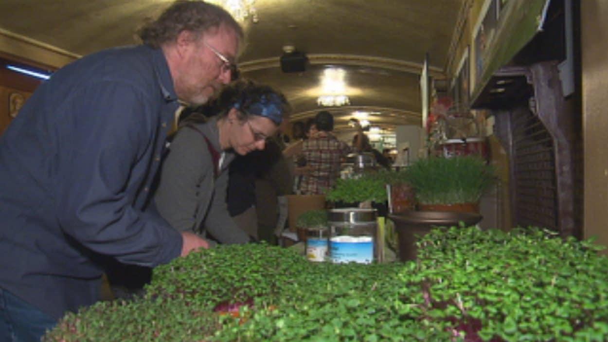 L'événement «Sherbrooke, ville nourricière» a connu un succès